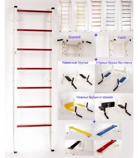 СПАРТАК Конструктор шведської стінки (100 кг)