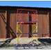 Вишка Тура для фасадних робіт до 4,8м 2х1,2 (2+1)