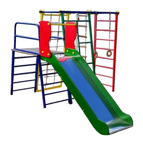 SPORT PLAY-3 Вуличний  спортивний комплекс для малюків