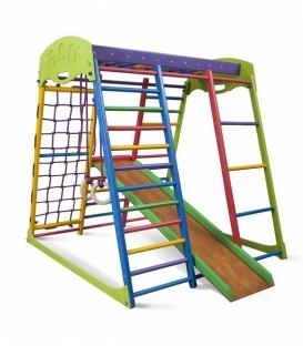ЮНГА-МИНИ детский спортивно-игровой комплекс для дома