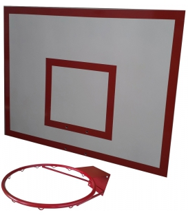 БМ-100 Баскетбольный металлический щит 80*100