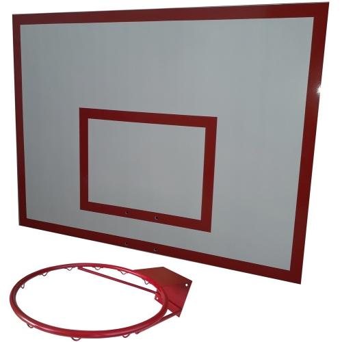 БМ-120 Баскетбольный металлический щит 90*120