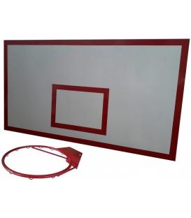 БМ-180 Баскетбольный металлический щит 100*180