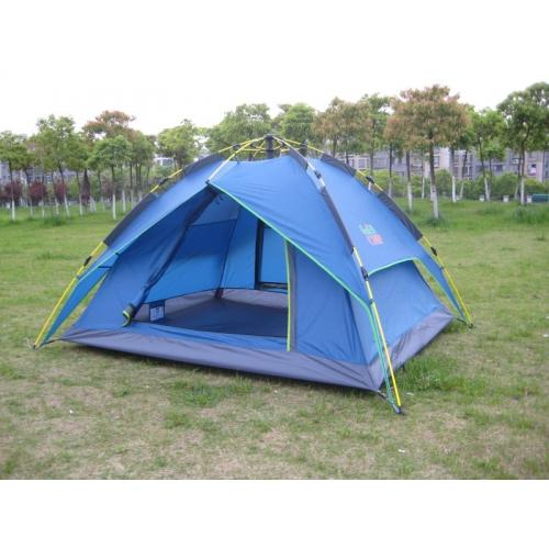 1831 GREEN CAMP 3-местная палатка - пляжный тент
