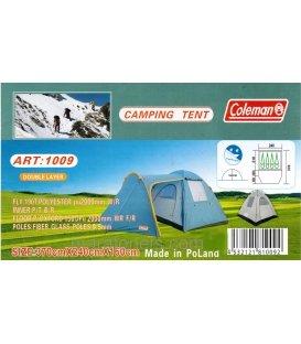 COLEMAN 1009  4-местная палатка