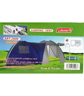 COLEMAN 2908  4-местная палатка