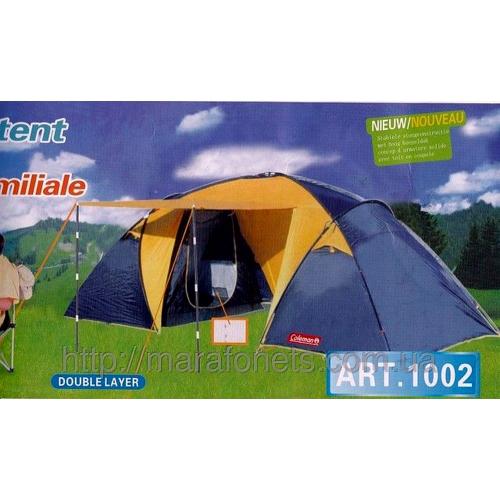 COLEMAN 1002  6-местная палатка