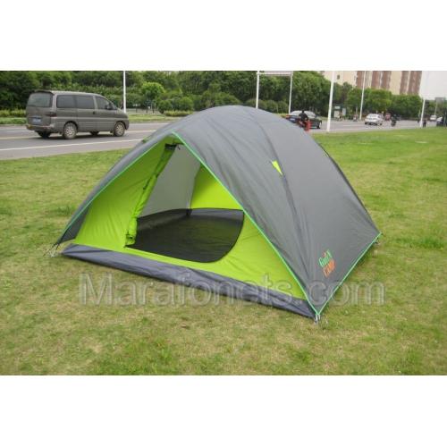 1018-4 GREEN CAMP 4-местная палатка