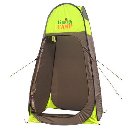 GREEN CAMP  20 Палатка для душа/туалета/раздевалки