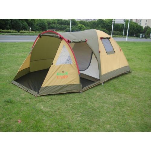 GREEN CAMP 1504  трехместная палатка
