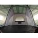 Green Camp 920 шеститиместная палатка автомат(вес: 9,9 кг, цвет:серый-стальной)