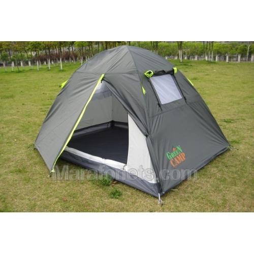 1001А GREEN CAMP 2-местная палатка