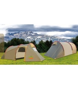 X-1017 GREEN CAMP Трехместная палатка