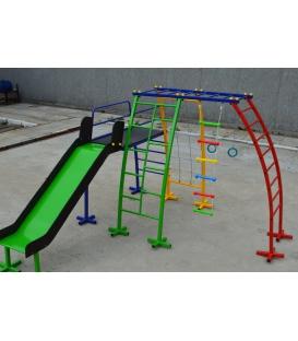 АЛЬПІНІСТ Вуличний дитячий спортивний комплекс