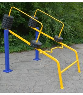 БІЦЕПС силовий  вуличний тренажер